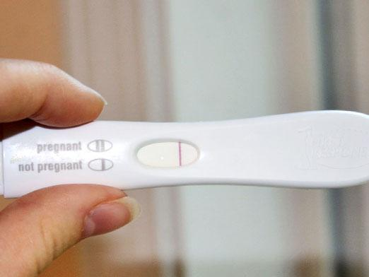 Positive of tests pregnancy pics