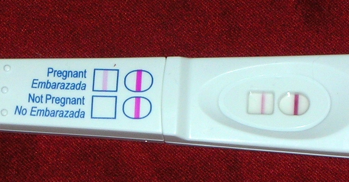 Can clomid give you a false negative pregnancy test