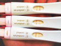 Pregnancy test positive - pictures 9