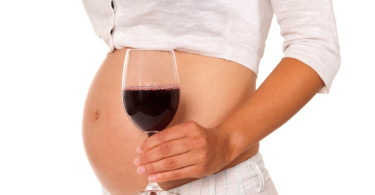 The effect of alcohol on the process of conception and birth