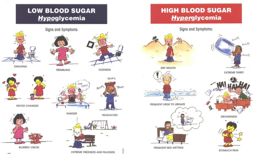 Diabetes - what is it and what are the symptoms of diabetes in humans