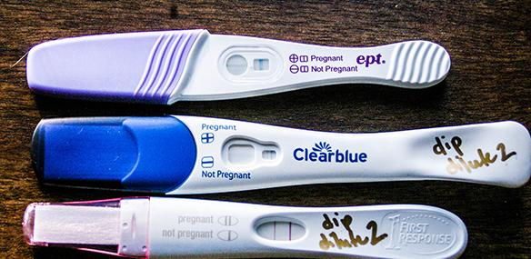 The accuracy of pregnancy test – wrong test or not