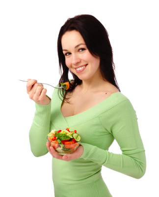 diet for ovulation