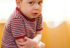 Causes and treatment of hernia in a child