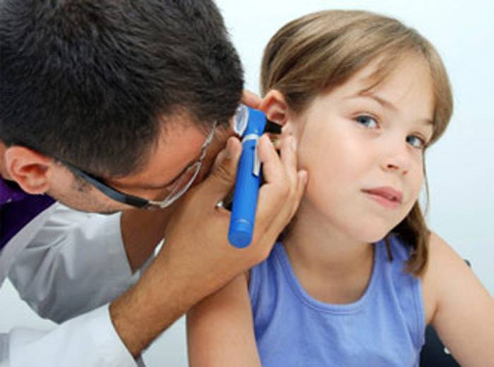 Causes and treatment of oitis the child