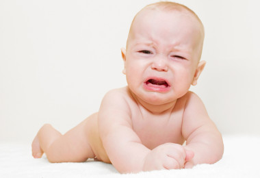 Colic and abdominal pain in infants - what to do?