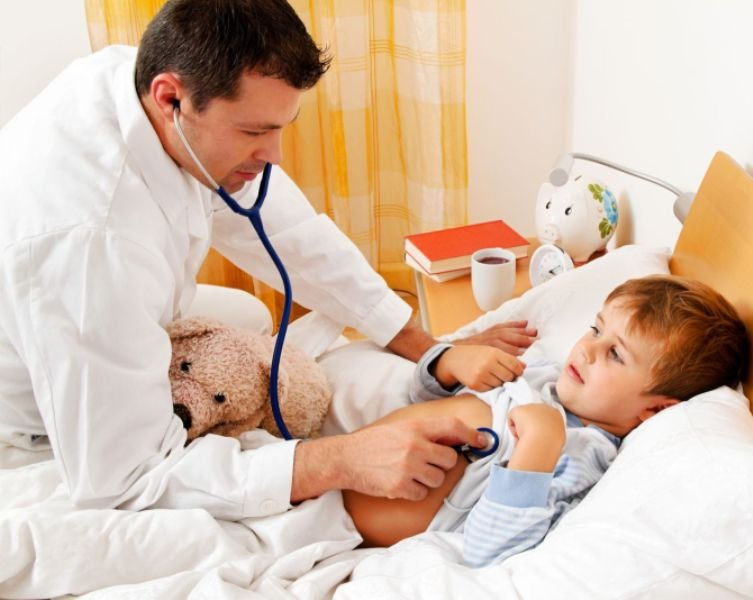 Flu in children - causes and treatment