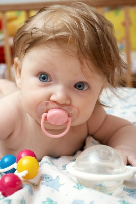 Pros pacifiers
