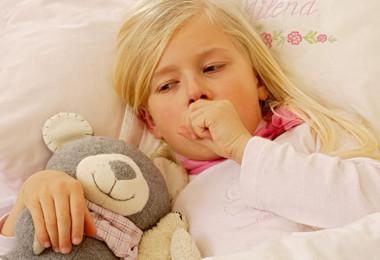The baby caught a cold - how to treat colds in children