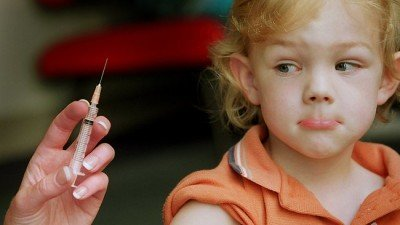 Vaccination of children - reviews