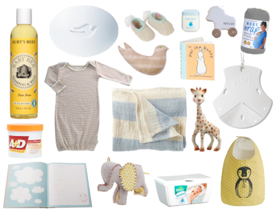 What to buy for a newborn