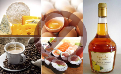 These foods not to eat pregnant