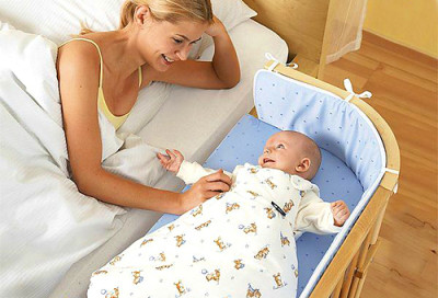 How to wean the baby from sickness