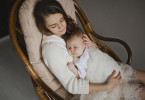 The rocking the baby - the benefits and harms