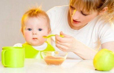 What formula to choose for child diet