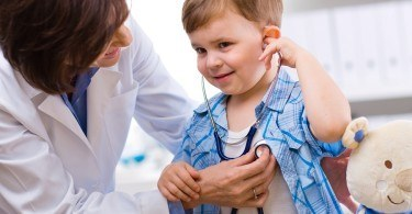 Heart pain in children