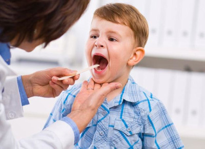 Sore throat in children - what to do