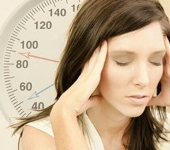 Symptoms of blood pressure 100/50