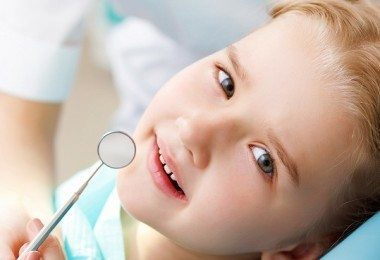 Toothache in children