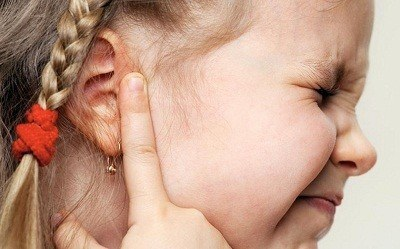 What to do when the pain of an Earache in a child
