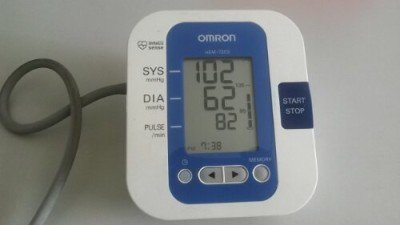 What to do when blood pressure 100/60