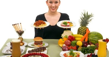 Foods that lead to excess weight