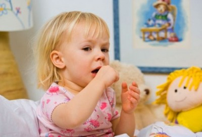 Child coughs at night - causes