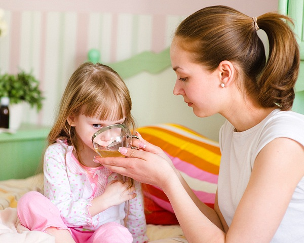 how to help kids stop coughing