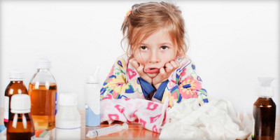 How to treat night cough in child