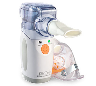 Ultrasonic nebulizer - advantages and disadvantages