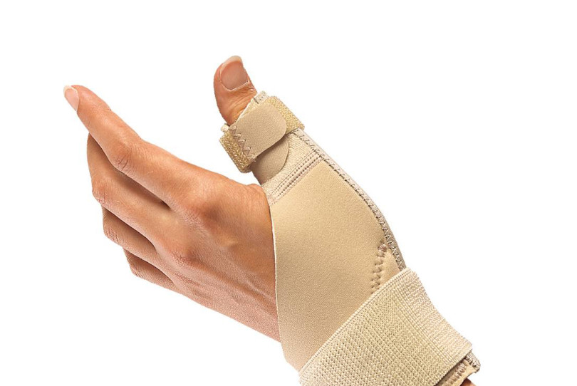 Broken Finger - Treatment and Symptoms