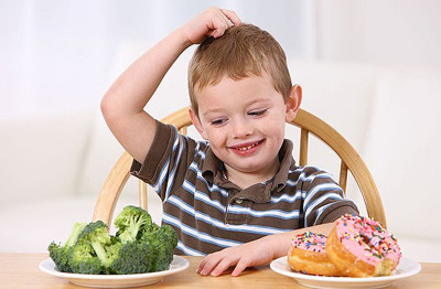 How to improve appetite of the child