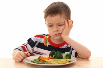 What to do if a child does not eat