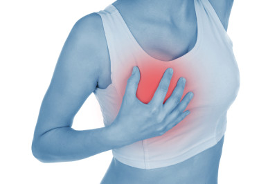 Pain in Breasts during menstruation - causes and treatment