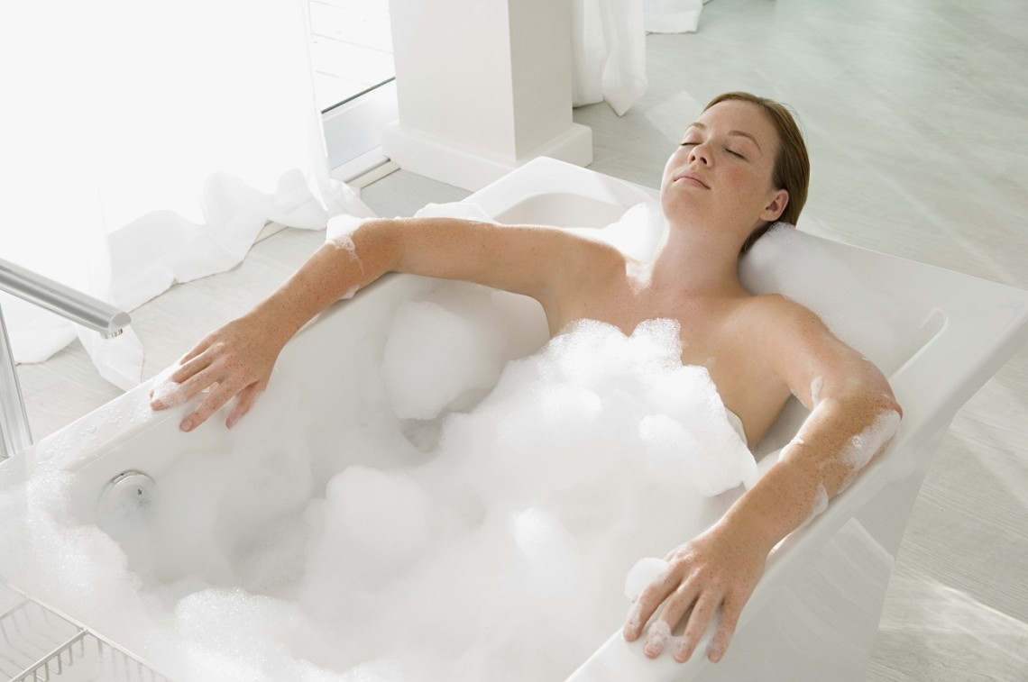 Bath during menstruation - how to take a bath