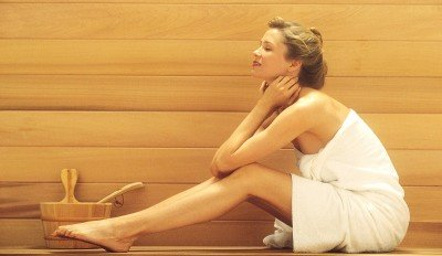 How to go to sauna during menstruation