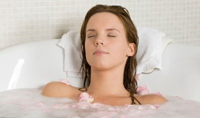 How to take a bath during menstruation