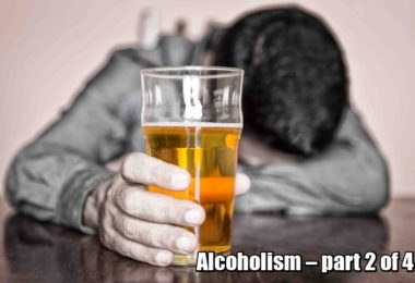 Alcoholism - stages and treatment alcohol dependence