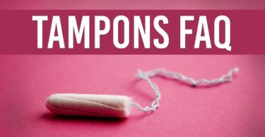 How to use tampons