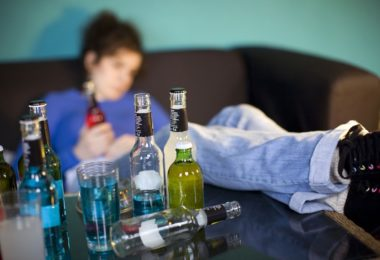 Hypnosis to stop drinking alcohol