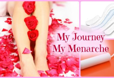Menarche - the first menstruation