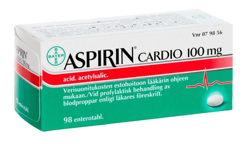 Aspirin Cardio - How to Take and Manual