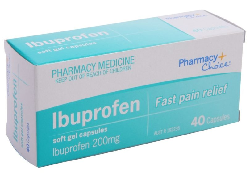 Ibuprofen - How to Take and Manual