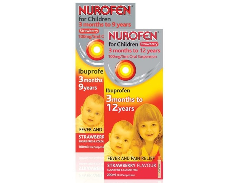 Nurofen for Children - How to Take and Manual