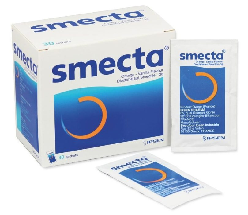 How to take Smecta