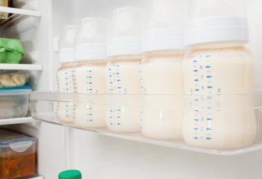 Storage Breast Milk