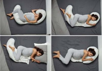Poses for Sleep During Pregnancy