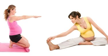 Pregnancy Yoga - Poses and Asanas