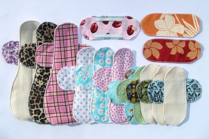 Cloth Menstrual Pads